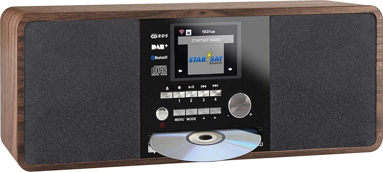 => Internetradio mit CD