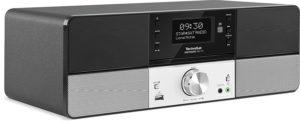 TechniSat DIGITRADIO 360 CD Digital-Radio mit CD-Player, 2 x 5 Watt Stereo-Lautsprecher