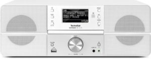 TechniSat DIGITRADIO 361 CD IR Digital-Radio mit CD-Player, Internetradio, DAB+, UKW, CD-Player, USB, Bluetooth,