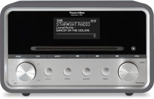 TechniSat DIGITRADIO 580 Digital-Radio mit CD-Player, DAB+, UKW, Internetradio