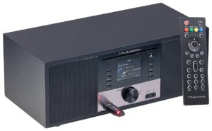 VR-Radio Stereoanlage Stereo-Internetradio m. CD-Player