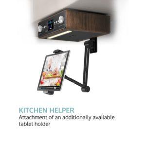 Küchenradio mit Bluetooth